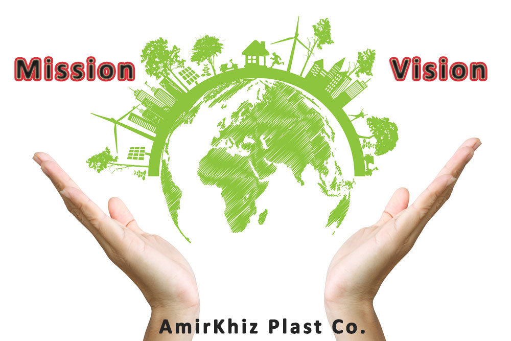 amirkhiz plast plastic recycling company mission and vision